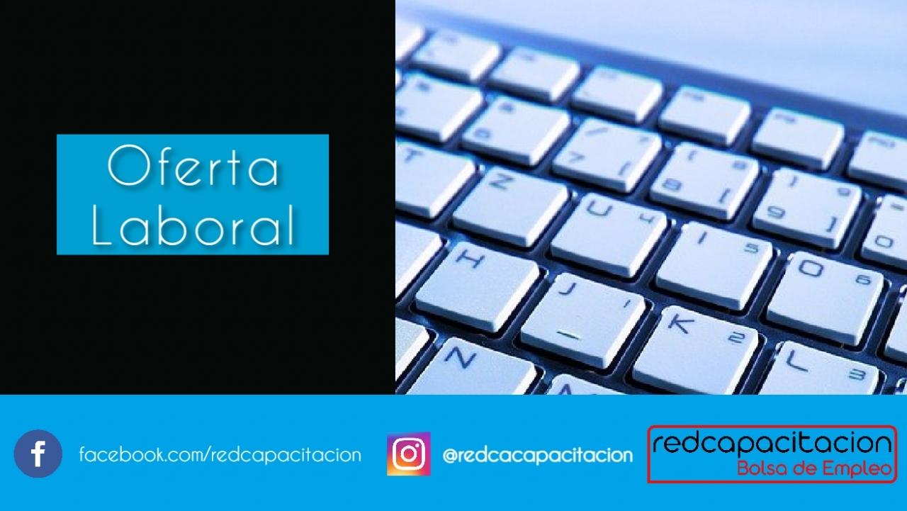 Noticia Oferta Laboral KAM para venta de servicios tecnológicos || Santiago