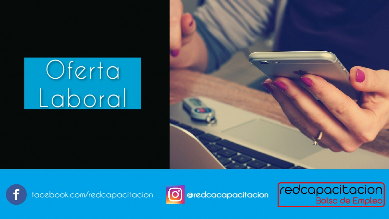 Oferta laboral: Ejecutivas/os de Televentas - RM