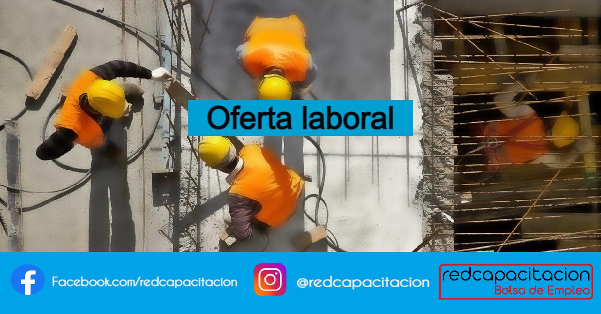 Noticia Búsqueda de Administradores de Obra - Santiago