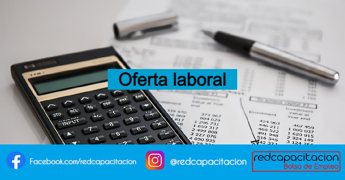 Noticia OFERTA LABORAL: Analista de Remuneraciones y Contabilidad -- Santiago