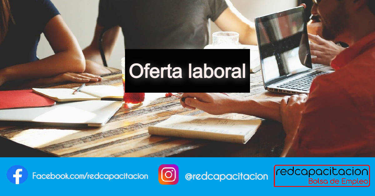 Oferta laboral: Encargada de Bienestar - Providencia