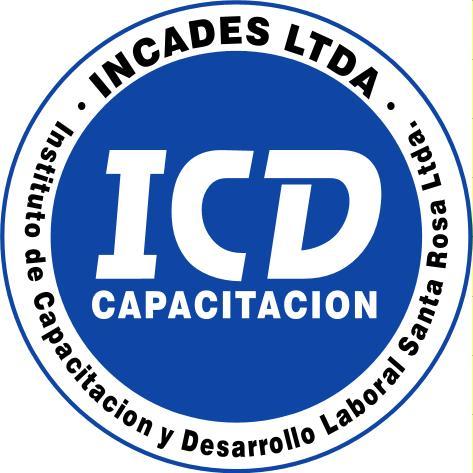 Logo INCADES LTDA.