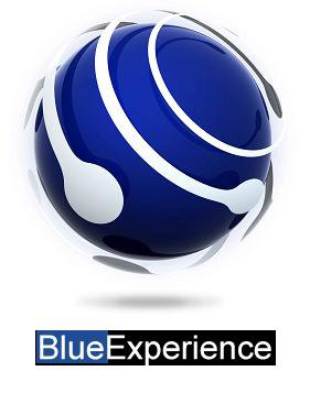Logo Blue Experience