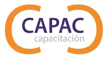 Logo Capac Training S.A.