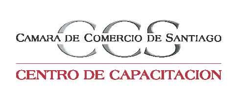 Logo Centro de Capacitacion Camara de Comercio de Santiago