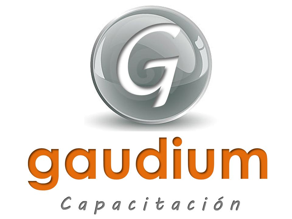 Logo GAUDIUM CAPACITACION
