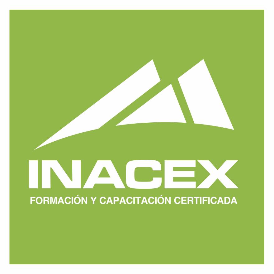 Logo Inacex Ltda.