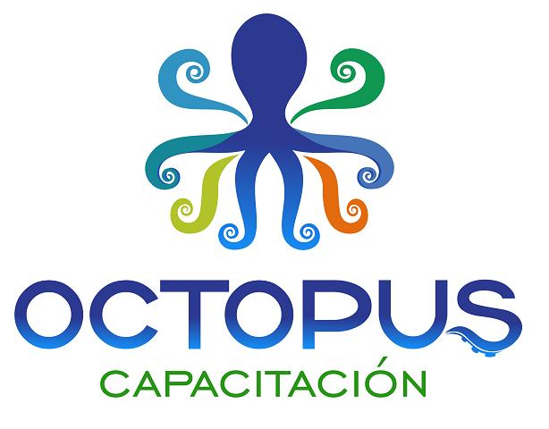 Logo OCTOPUS  CAPACITACION