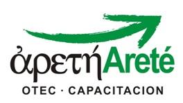 Logo ARETÉ CAPACITACIONES