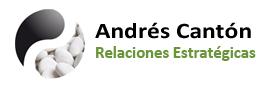 Logo Andres Canton Relaciones Estrategicas
