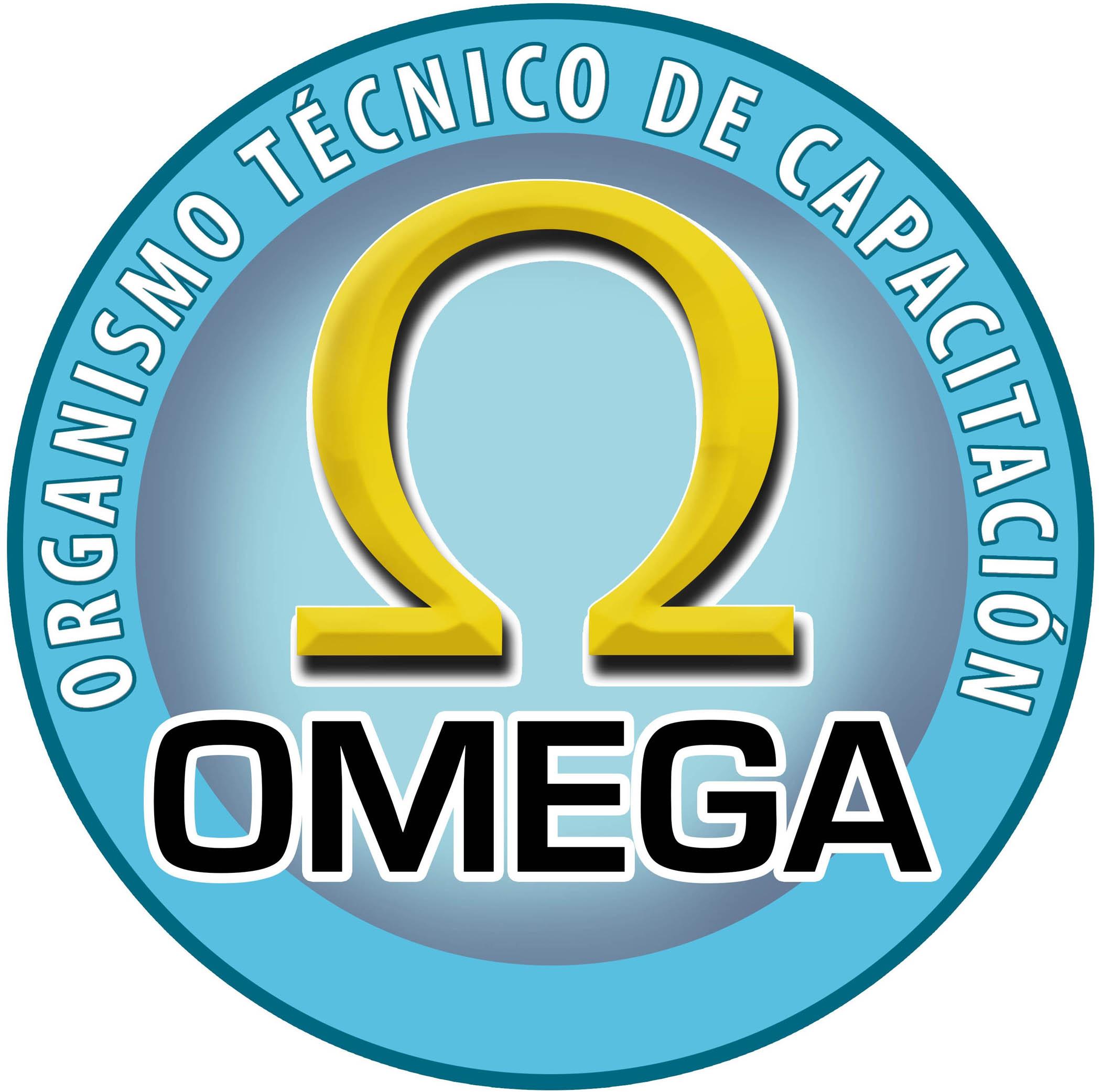 Logo Organismo Técnico de Capacitación Omega SpA.