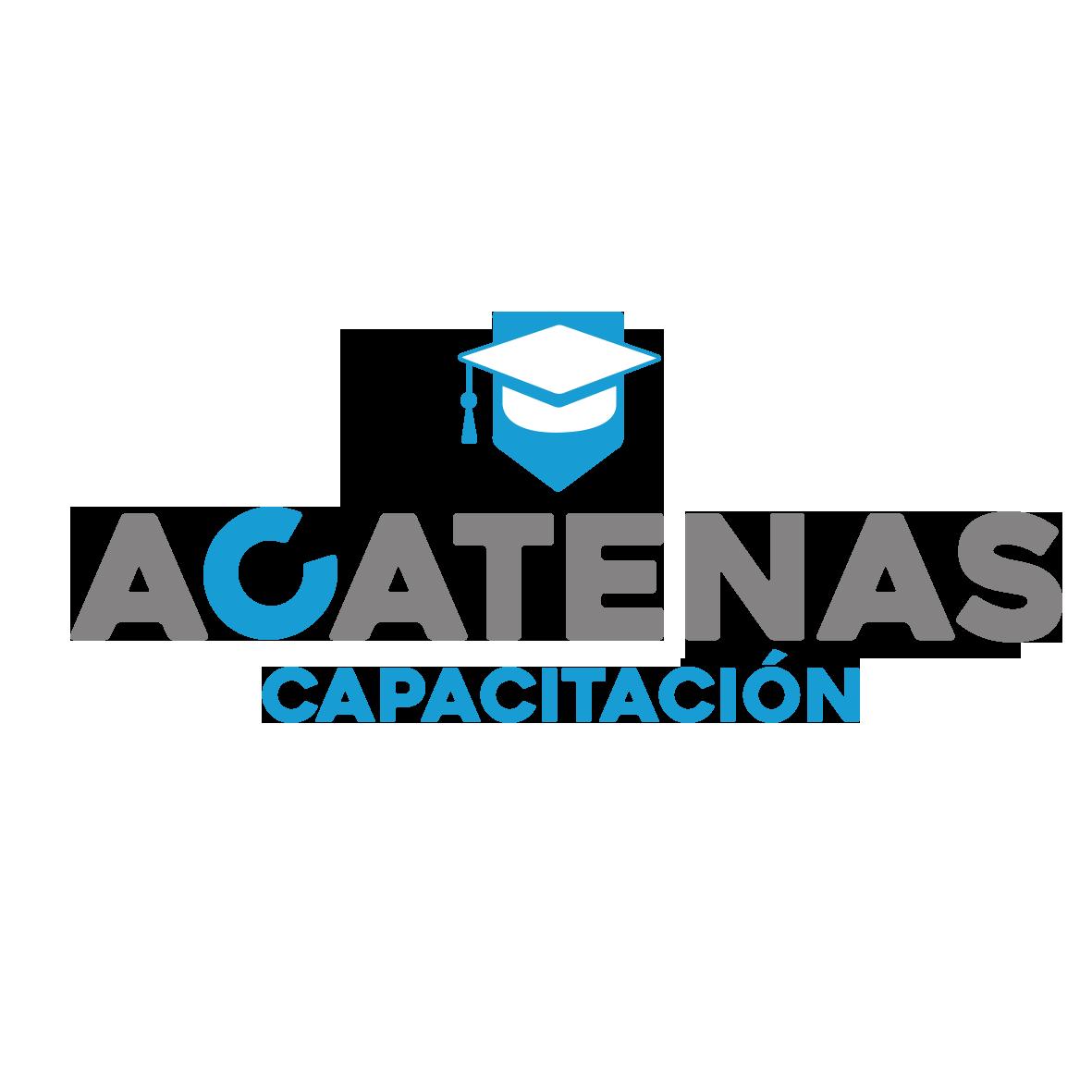 Logo Acatenas Capacitación Ltda