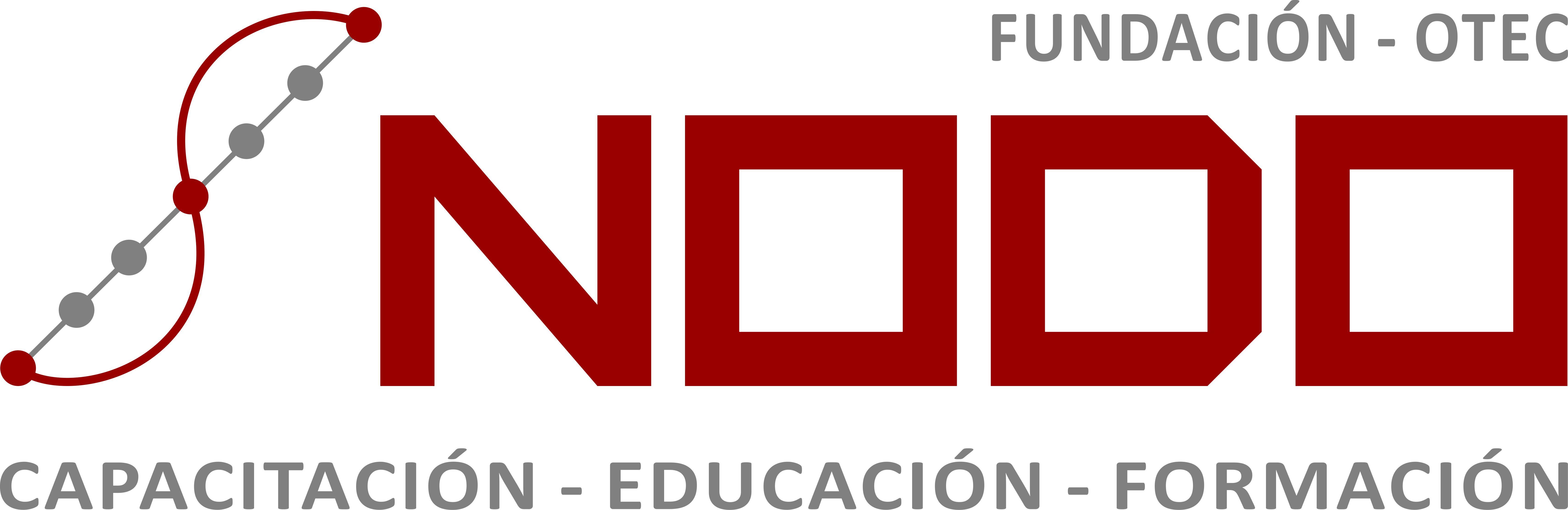 Logo Fundación Otec Nodo