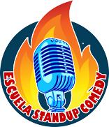 Logo Escuela de Standup Comedy - Estudio Formas