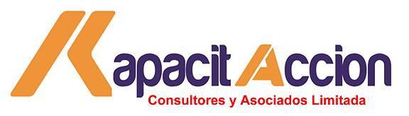 Logo kapacitaccion Ltda