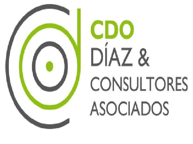 Logo CDO Díaz y Consultores Asociados SPA