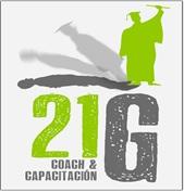 Logo 21g Coach y  Capacitación SPA