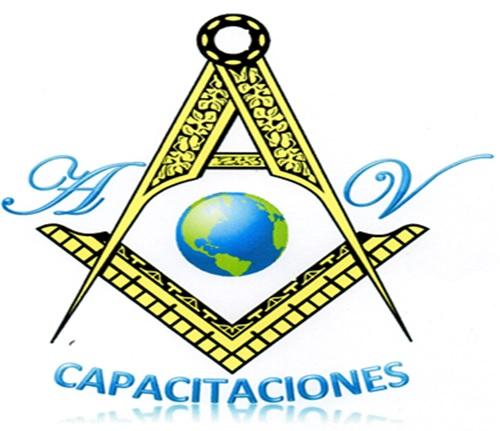 Logo A&V Capacitaciones
