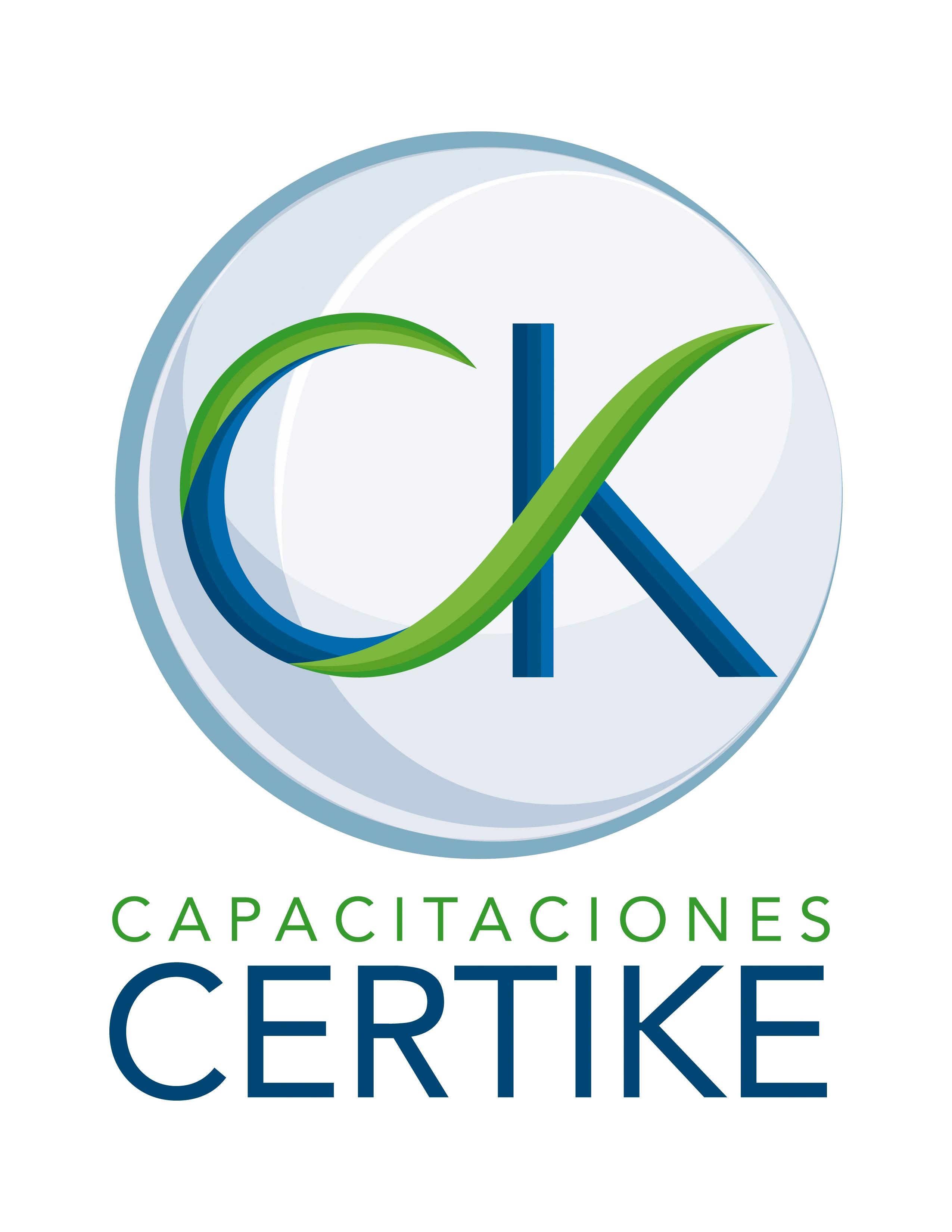 Logo Certike Ltda.