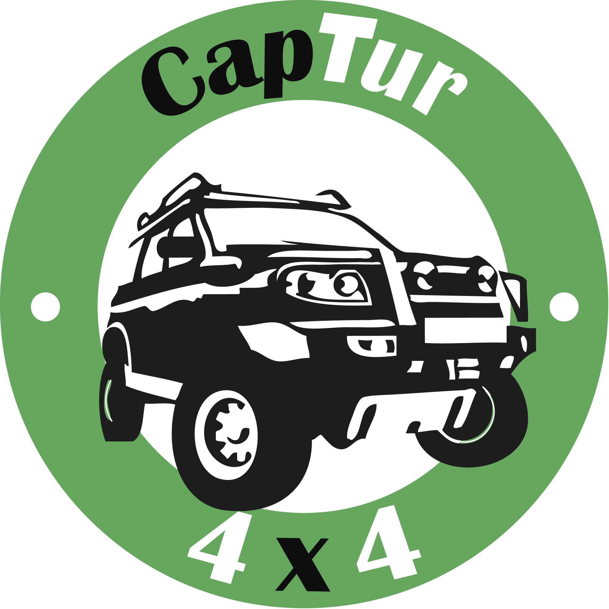 Logo Otec Captur 4x4 SpA