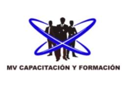 Logo MV CAPACITACION Y FORMACION
