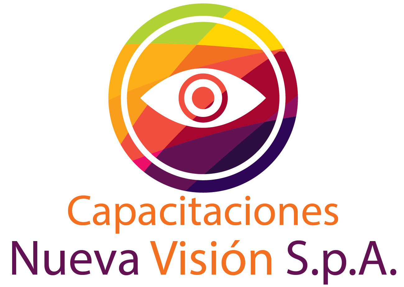 Logo Capacitaciones Nueva Vision SpA