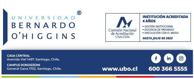 Logo Universidad Bernardo OHiggins