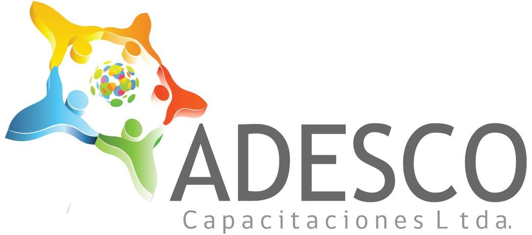 Logo Adesco Capacitaciones Limitada