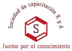 Logo SOCIEDAD DE CAPACITACION RAMOS Y ASOCIADOS Spa