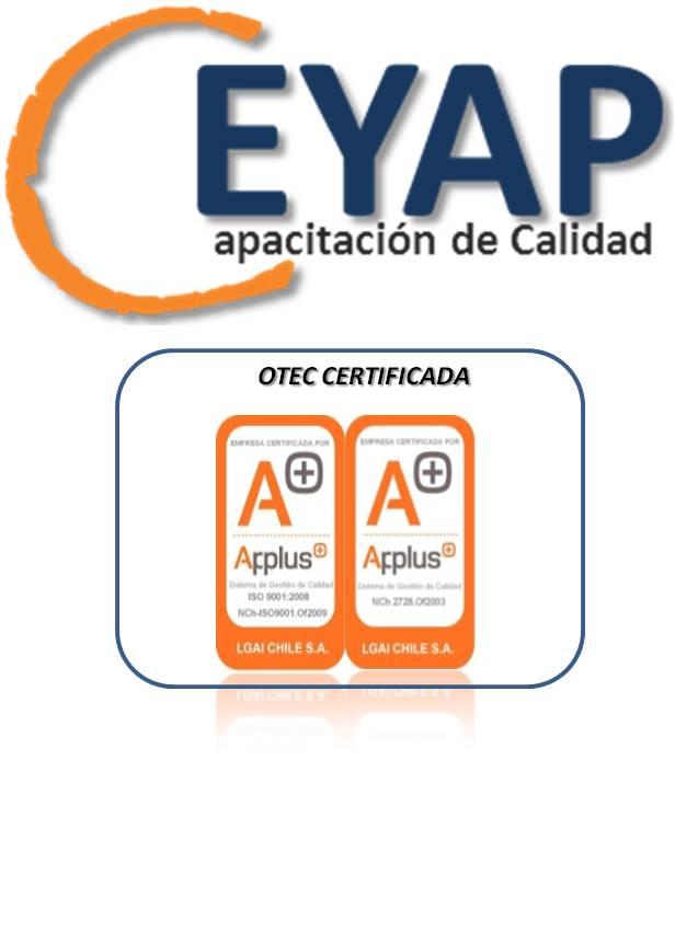 Logo OTEC CEYAP Ltda.