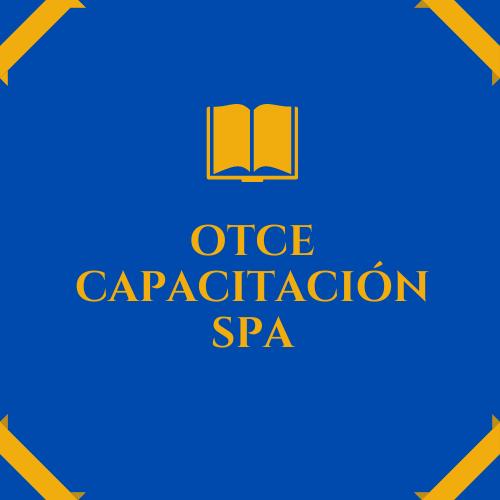 Logo OTCE CAPACITACIÓN SPA