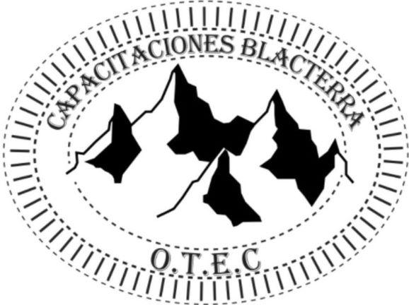 Logo Capacitaciones BlackTerra SpA