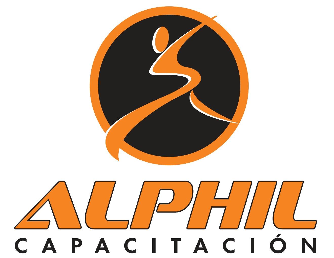 Logo Alphil Capacitacion Ltda