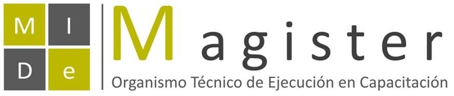 Logo I+D-e MAGISTER
