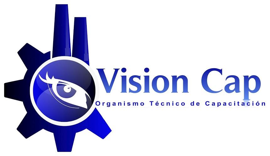 Logo Organismo Técnico de Capacitación Vision Cap Ltda.