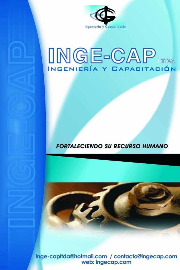 Logo INGE-CAP LTDA