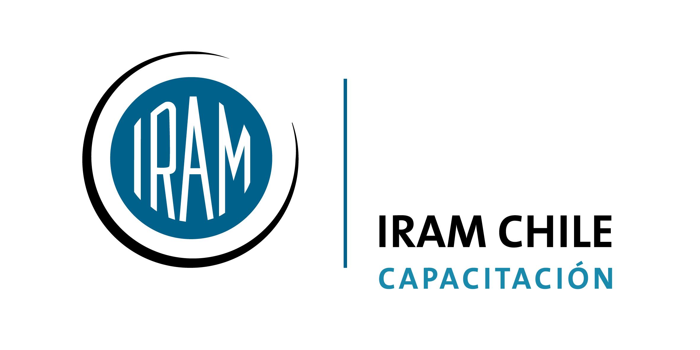 Logo IRAM CHILE CAPACITACION LIMITADA
