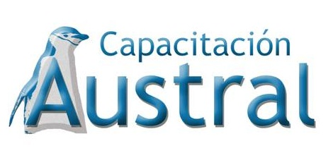 Logo Austral Capacitación Ltda