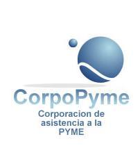 Logo Corpopyme Consultores Ltda.