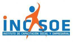Logo Instituto de Capacitación Social y Empresarial SpA.