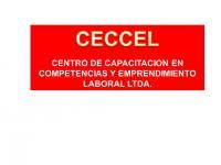 Logo centro de capacitacion y emprendimiento laboral  CECCEL