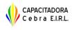 Logo Capacitadora Cebra Eirl