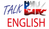Logo Talk English