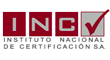 Logo Instituto Nacional De Certificacion