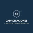 Logo St Capacitaciones Limitada