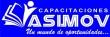 Logo Asimov Capacitaciones Spa