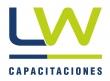 Logo Razón Social: Lw Capacitaciones Ltda.