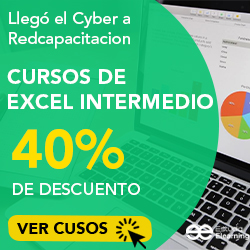 publicidad Excel Intermedio