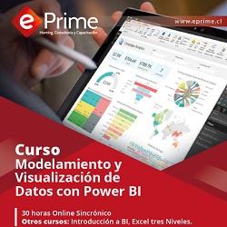 publicidad Modelamiento y Visualización de Datos Power BI_30 hrs SENCE_ Sincrónico vía ZOOM