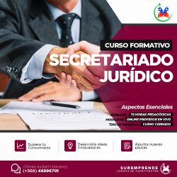 publicidad Secretariado Jurídico 2021